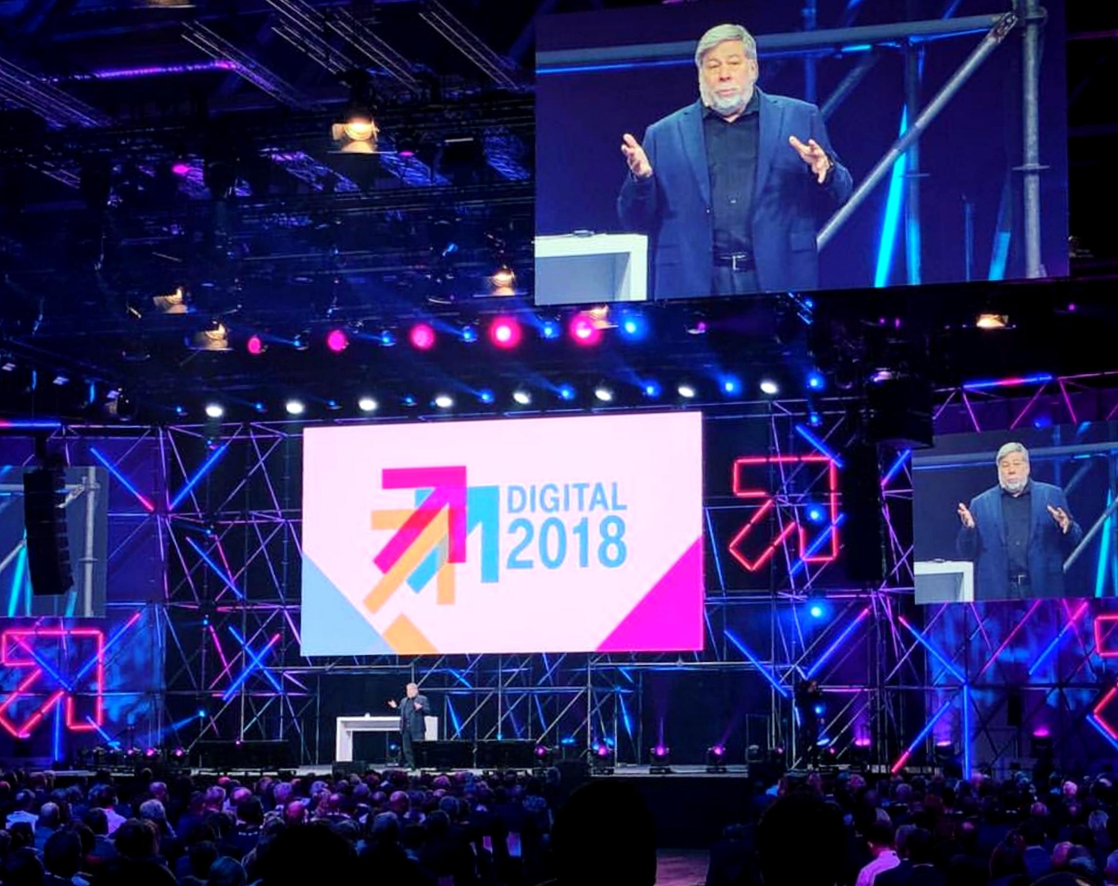 Digital 2018 – Ein Rückblick auf Europas größten Digitalisierungsgipfel