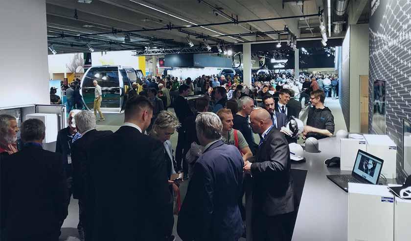 RISE zusammen mit Doppelmayr auf der INTERALPIN 2019